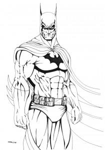 Printable-Coloring-Pages-Batman
