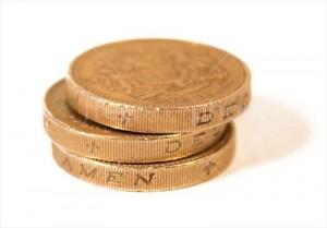 three_pound_coin_pile